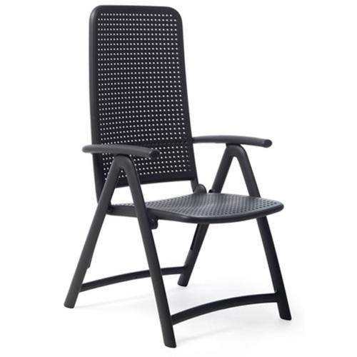 Кресло Darsena 40316.02.000 антрацит Nardi
