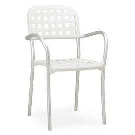 Кресло Aurora 60250.00.000 белое Nardi