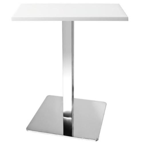 Стол обеденный Бали 2-W белый Mebelmodern