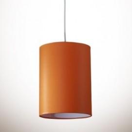 Лампа подвесная Цилиндр 170х230 оранжевый 13910 N&B LIGHT 2018
