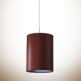 Лампа подвесная Цилиндр 170х230 коричневая 13910 N&B LIGHT 2018