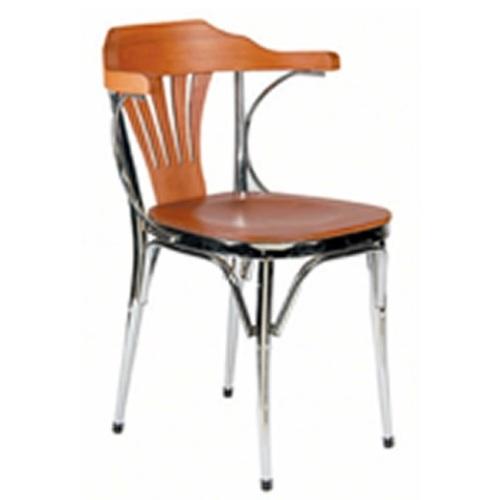 Кресло BELLO / BLO03 коричневое Caris