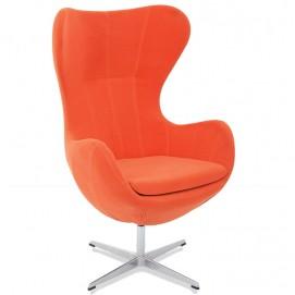 Кресло TV CHAIR / TVK01 оранжевое Caris
