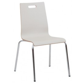 Стул MoNobloC CHAIR / MNB08 белый Caris
