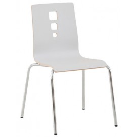 Стул MoNobloC CHAIR / MNB11 белый Caris
