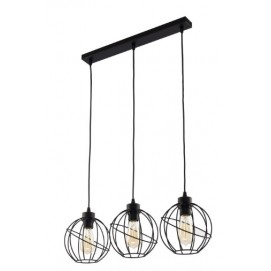 Подвес 1627 ORBITA черный TK Lighting