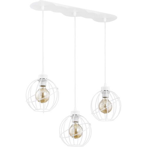 Подвес 1631 ORBITA белый TK Lighting