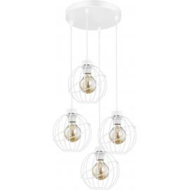 Люстра 1632 ORBITA белая TK Lighting