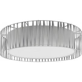 Светильник потолочный 1607 HARMONY серый TK Lighting