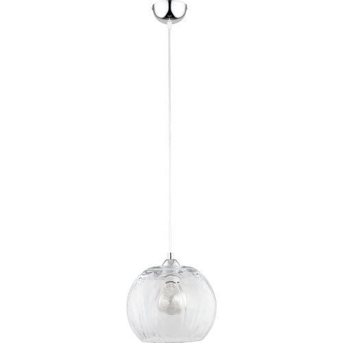 Лампа подвесная 1485 REFLEX WAVE прозрачная TK Lighting