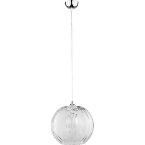 Лампа подвесная 1486 REFLEX WAVE прозрачная TK Lighting