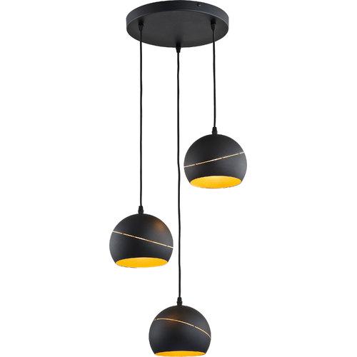 Люстра 2082 YODA BLACK ORBIT черная TK Lighting