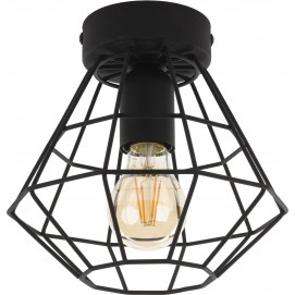 Лампа потолочная 2294 DIAMOND черная TK Lighting