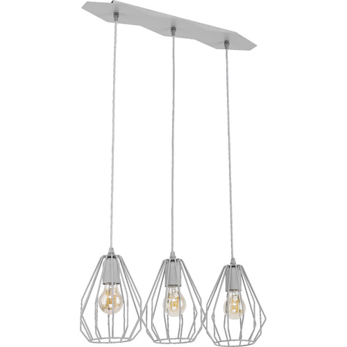 Подвес 2229 BRYLANT серый TK Lighting