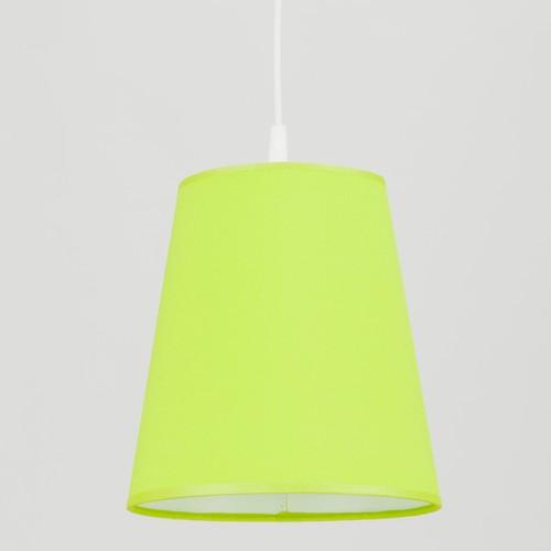 Лампа подвесная 2211 ARTOS COLOUR зеленая TK Lighting