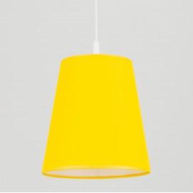 Лампа подвесная 2212 ARTOS COLOUR желтая TK Lighting