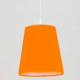 Лампа подвесная 2213 ARTOS COLOUR оранжевая TK Lighting