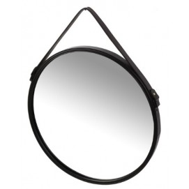 Зеркало на ремне 143015 черное 50 см Dyyk