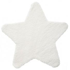 Ковер детский CELESTE 100 x 100 см 179702 белый Maisons