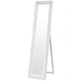 Зеркало напольное Vetrario 106107 белое Artpol 2018