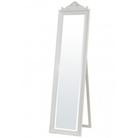 Зеркало напольное Vetrario 106115 белое Artpol 2018
