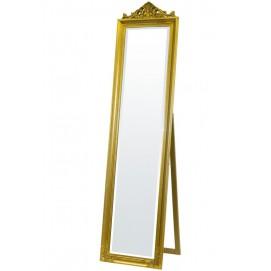 Зеркало напольное Vetrario 106113 золото Artpol 2018