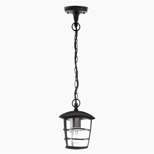 Лампа подвесная ALORIA 93406 черная Eglo
