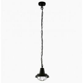 Лампа подвесная COLINDRES 94861 медь Eglo