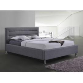 Кровать Liden 160*200 серая Signal