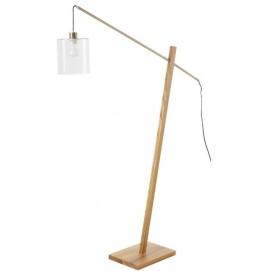 Лампа напольная ARCHY 155 см натуральная 177364 Maisons 2018