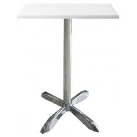 Стол обеденный Амелия-R белый Mebelmodern