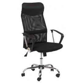 Кресло офисное Q-025 черное Signal 2018