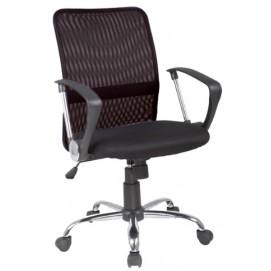 Кресло офисное Q-078 черное Signal 2018