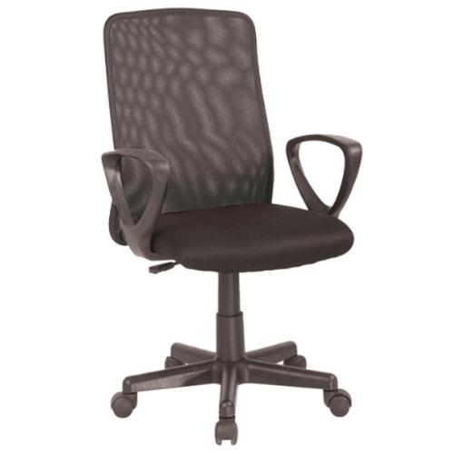 Кресло офисное Q-083 черное Signal 2018