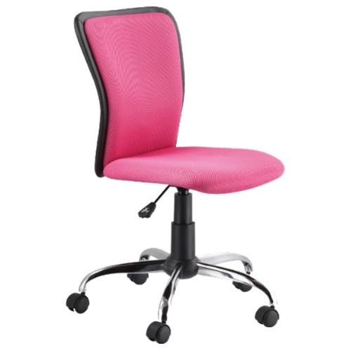 Кресло офисное Q-099 розовое Signal 2018