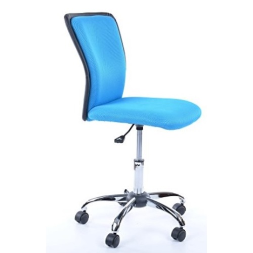 Кресло офисное Q-099 голубое Signal 2018