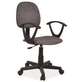 Кресло офисное Q-149 серое Signal 2018