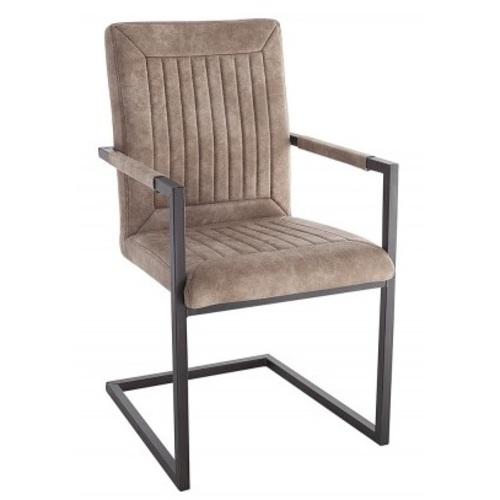 Кресло Bristol 38338 бежевое Invicta 2018