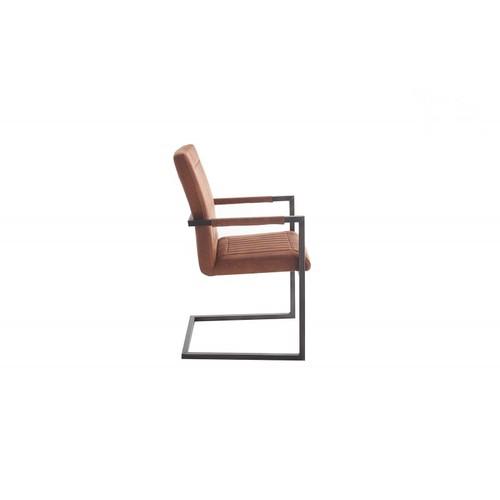 Кресло Bristol 38336 коричневое Invicta 2018