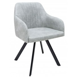 Кресло Lucca 38310 серое Invicta