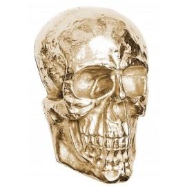 Череп Skull 40cm 38385 золото Invicta 2018