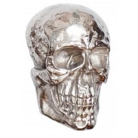 Череп Skull 40cm 38383 серебро Invicta 2018