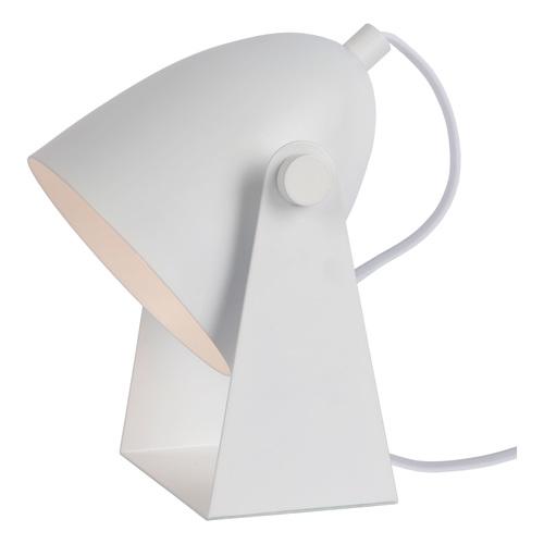 Лампа настольная CHAGO 45564/01/31 белая Lucide 2018