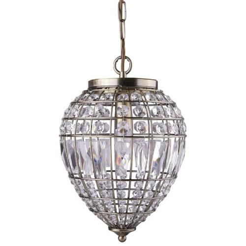 Лампа подвесная ANTIQUE 3991AB бронза Searchlightelectric