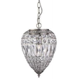 Лампа подвесная ANTIQUE 3991SS хром Searchlightelectric