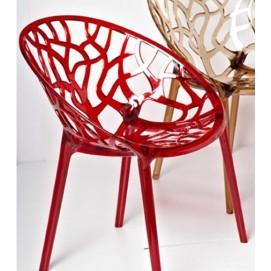 Кресло Garden Primel красное