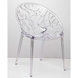 Кресло Garden Primel дымчатое