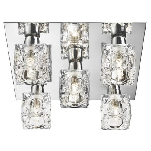 Светильник потолочный 2275-5 хром Searchlightelectric