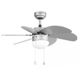 Светильник вентилятор PALAO FARO 33186 серый