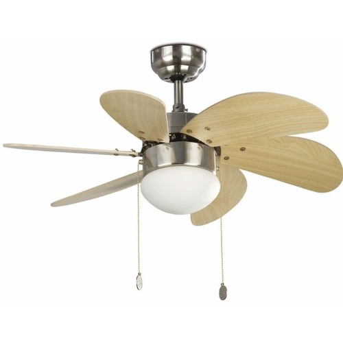 Светильник вентилятор PALAO FARO 33183 натуральный